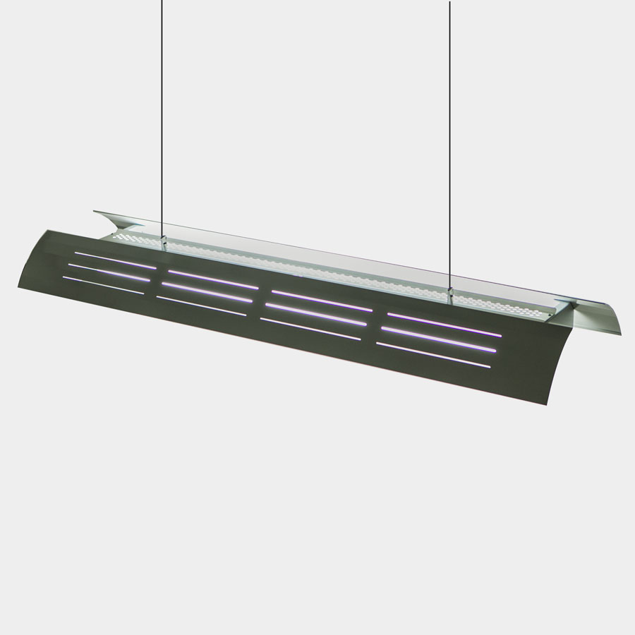 suspension flap light