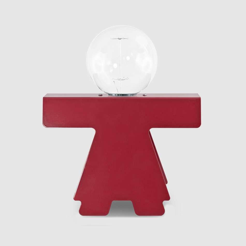 lampada da tavolo Lomino e Lucietta