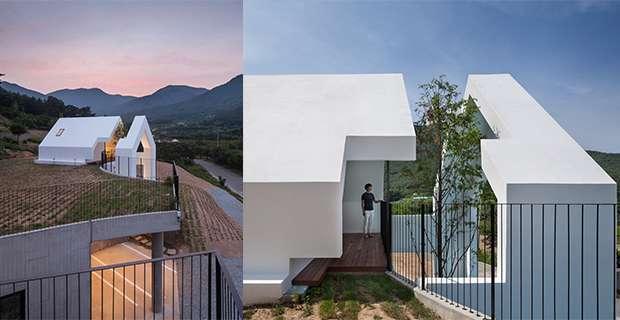 Architettura sostenibile edifici in grado di limitare gli for Architettura natura
