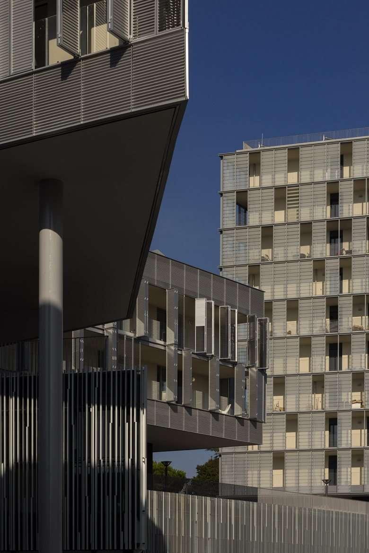 Architettura contemporanea a roma la citt del sole for Architettura contemporanea barcellona