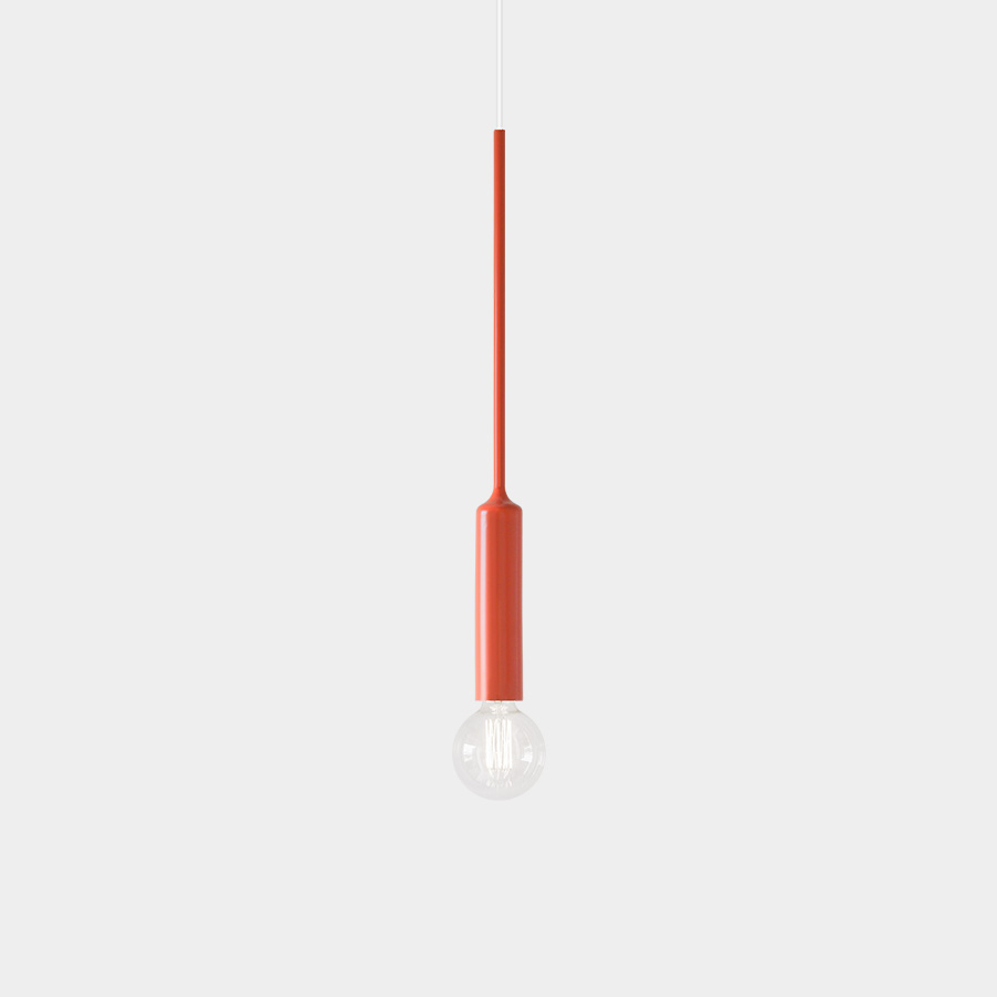 Suspension lamp Candle