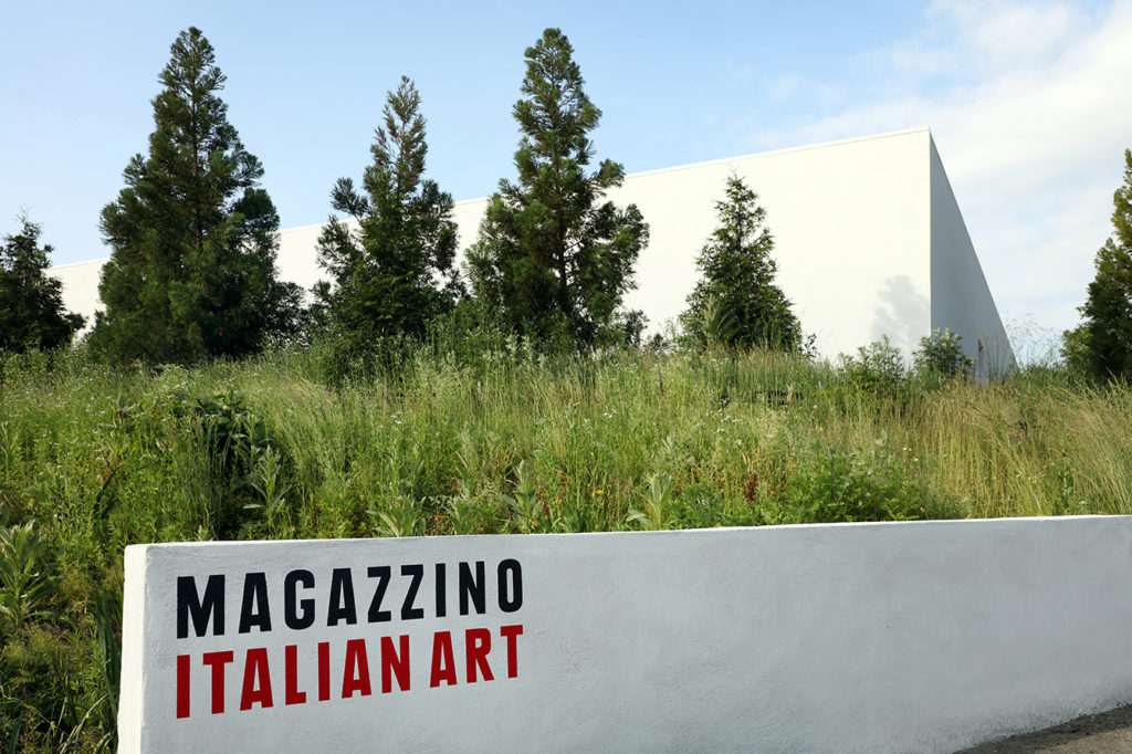 Magazzino of Italian Art