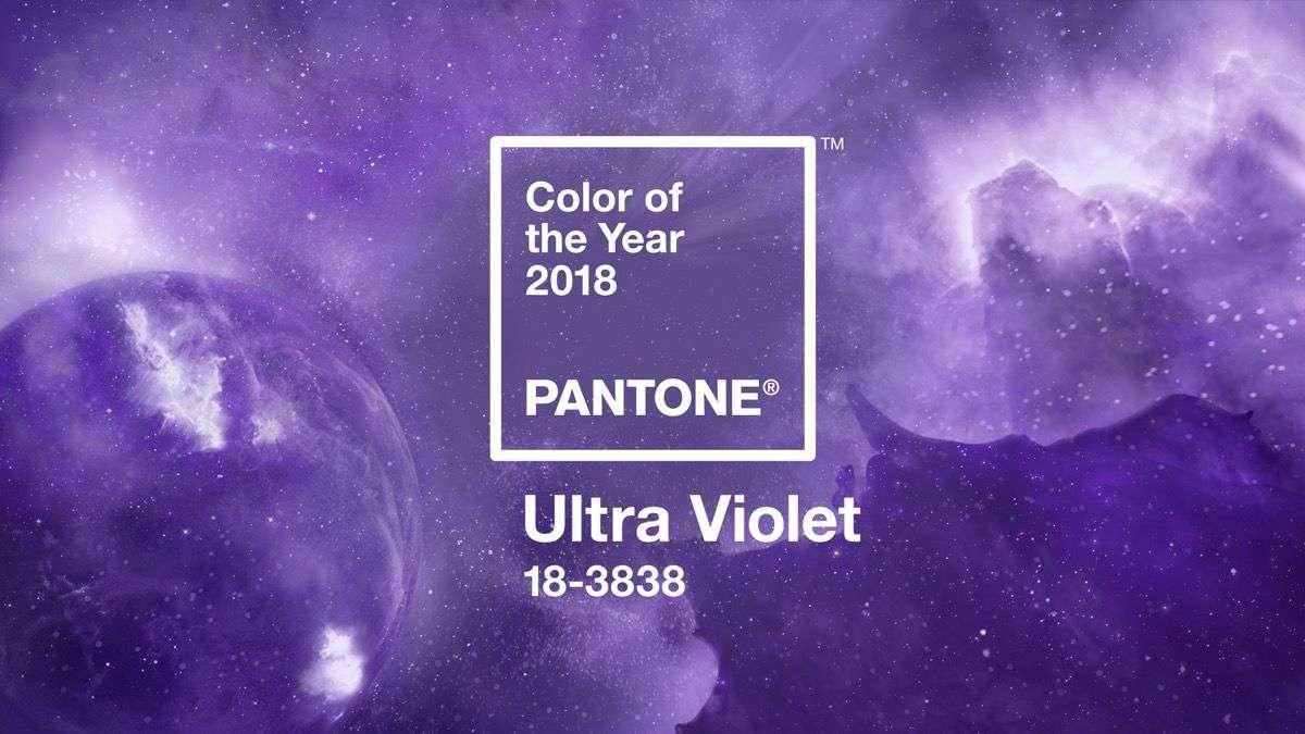 pantone color 2018