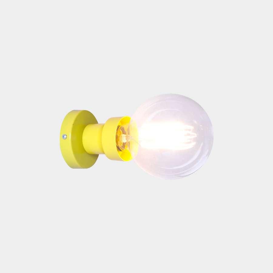 Wall lamp bulb