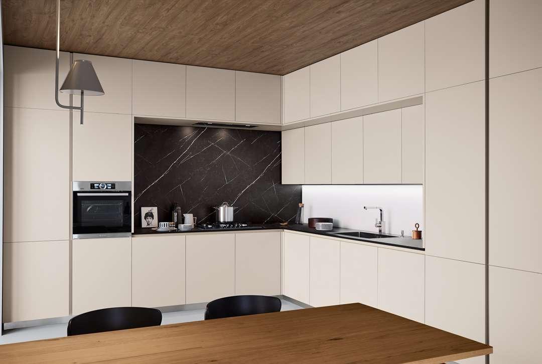 Illuminare lu ambiente cucina il luogo domestico preferito da